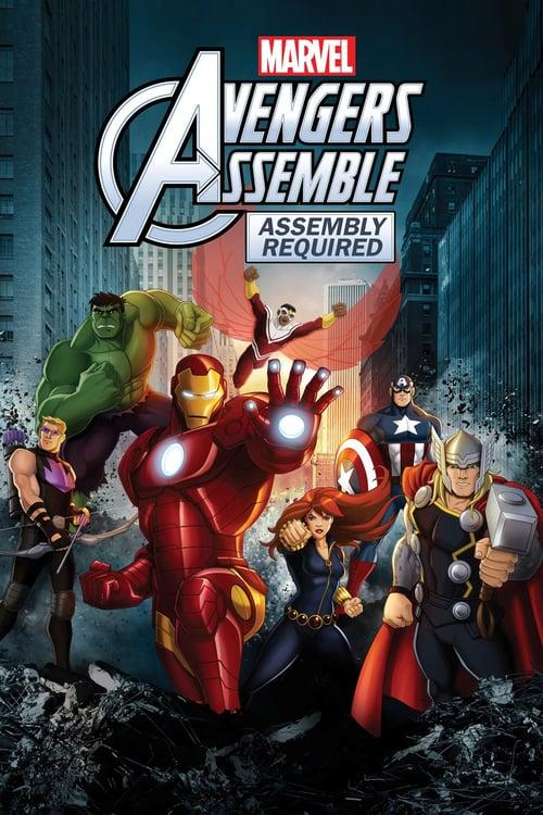 Avengers - Sjednocení online