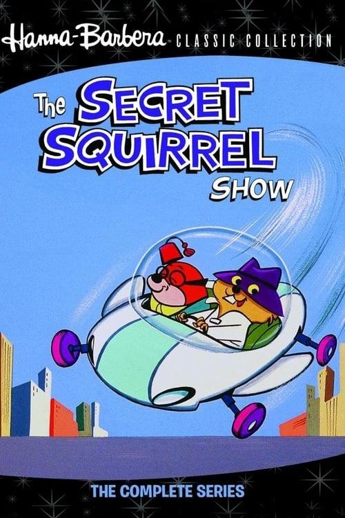Secret Squirrel & Morroco Mole online