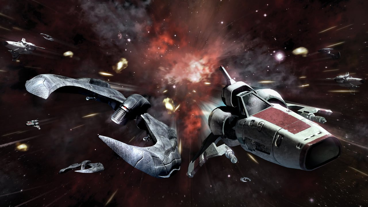 Battlestar Galactica  Blood & Chrome online