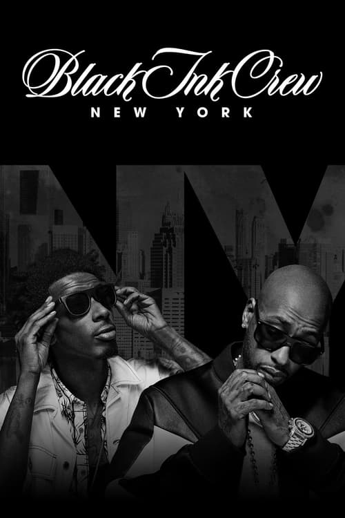 Black Ink Crew New York online