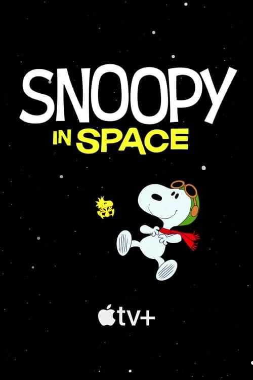 Snoopy ve vesmíru online