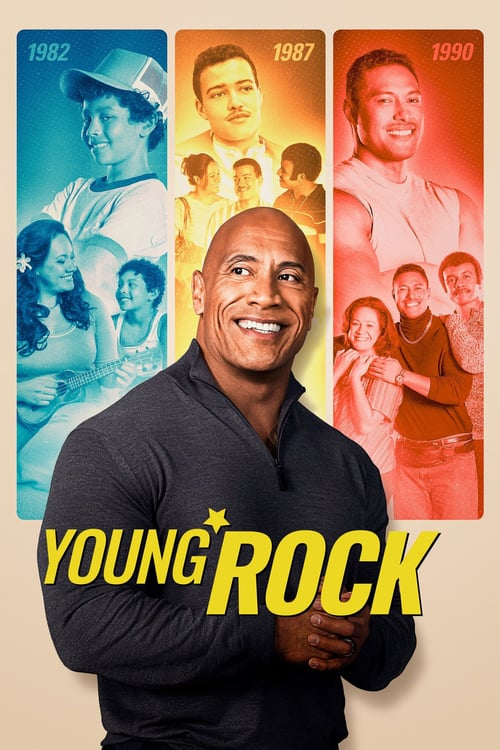 Young Rock online