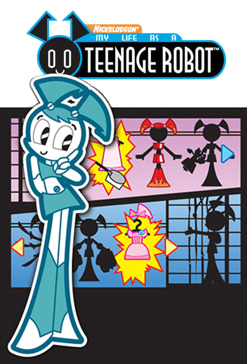 My Life as a Teenage Robot online