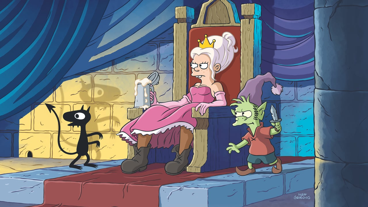 Disenchantment Matta Groeninga dostal od Netflixu druhou řadu
