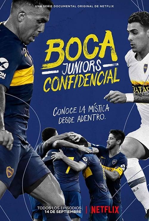 Boca Juniors Confidential online