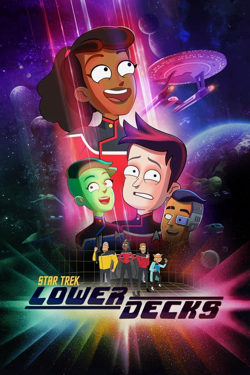 Star Trek: Lower Decks online