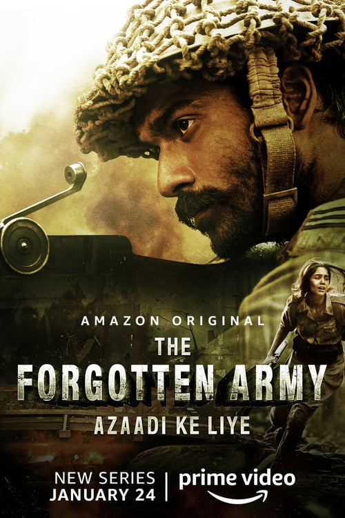 The Forgotten Army - Azaadi Ke Liye online