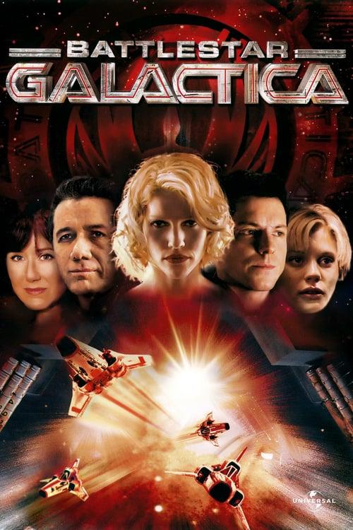 Battlestar Galactica - The Mini Series online