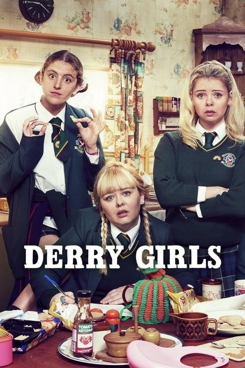 Derry Girls online