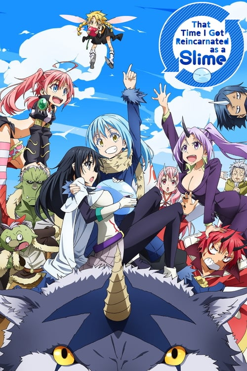 That Time I Got Reincarnated as a Slime online
