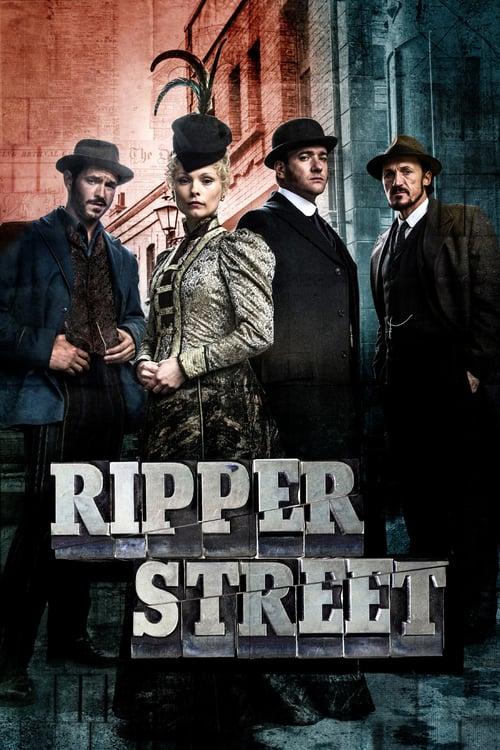 Ripper Street online