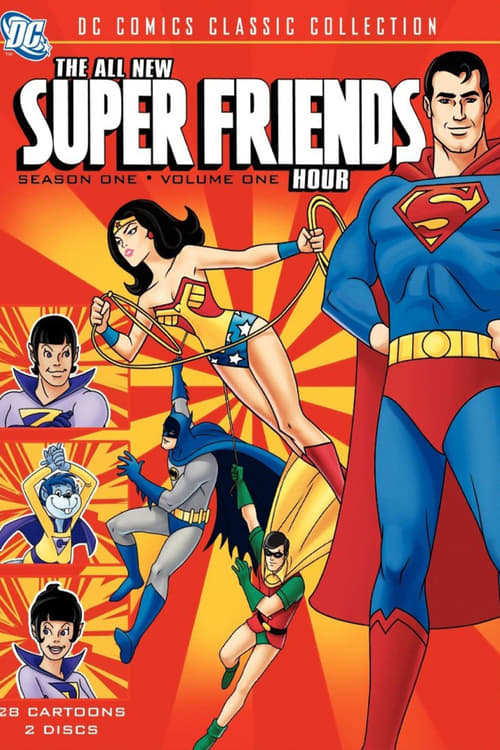 The All-New Super Friends Hour online