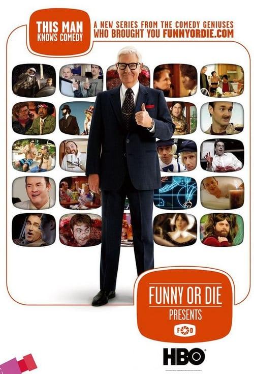 Funny or Die uvádí online