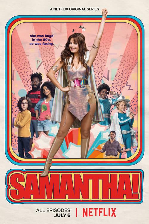 Samantha! online