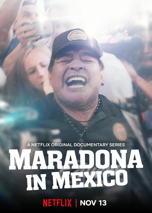 Maradona v Mexiku online