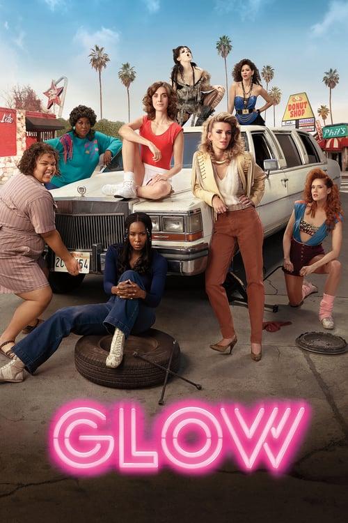 Glow: Nádherné ženy wrestlingu online