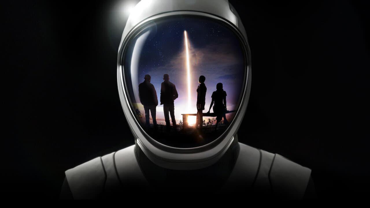 Odpočítávání: Vesmírná mise Inspiration4