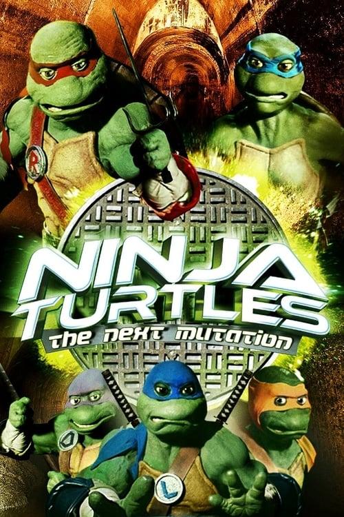 Ninja Turtles: The Next Mutation online