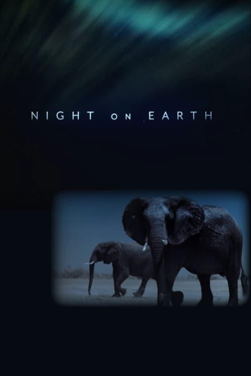 Země za noci online