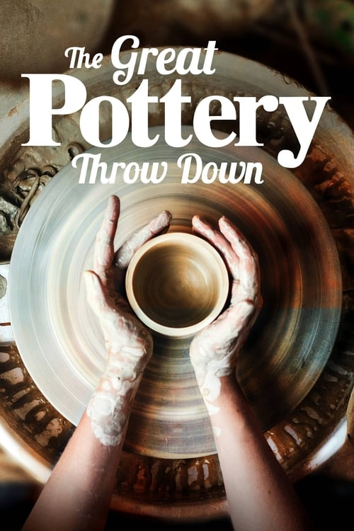 The Great Pottery Throw Down online