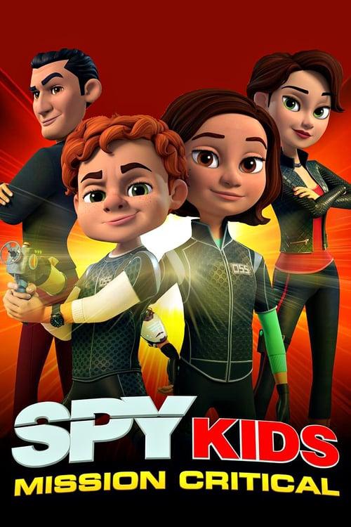 Spy Kids: Zlomová mise online
