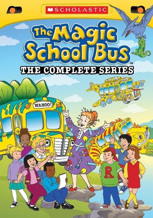 Kouzelný školní autobus online