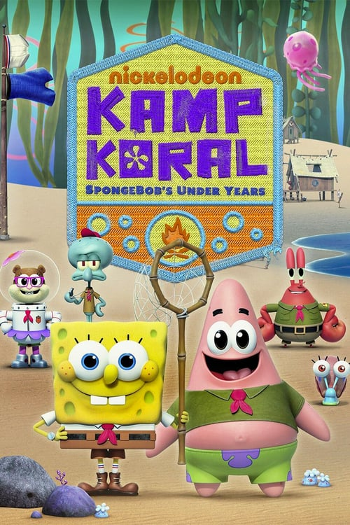 Kamp Koral: SpongeBob's Under Years online
