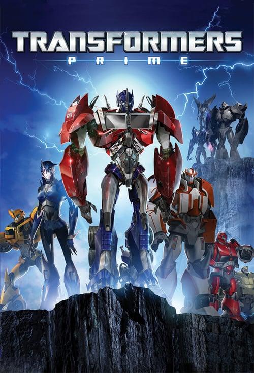 Transformers: Prime online