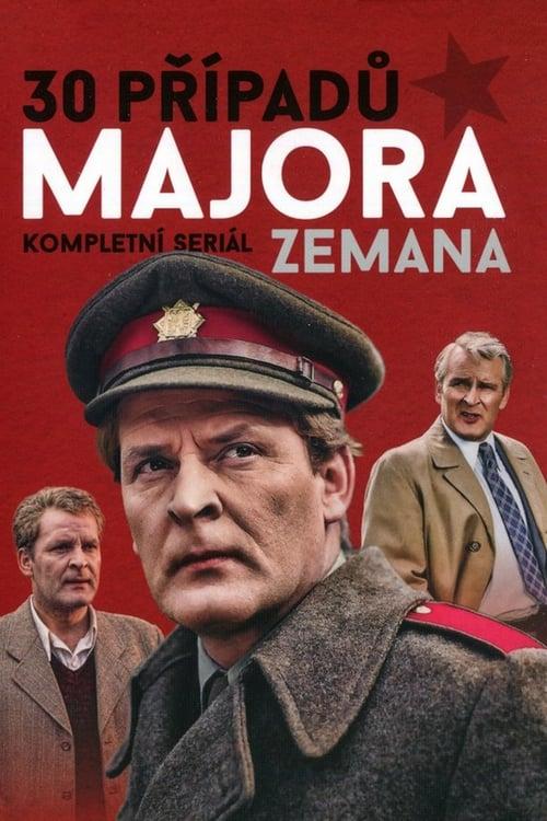 30 případů majora Zemana online