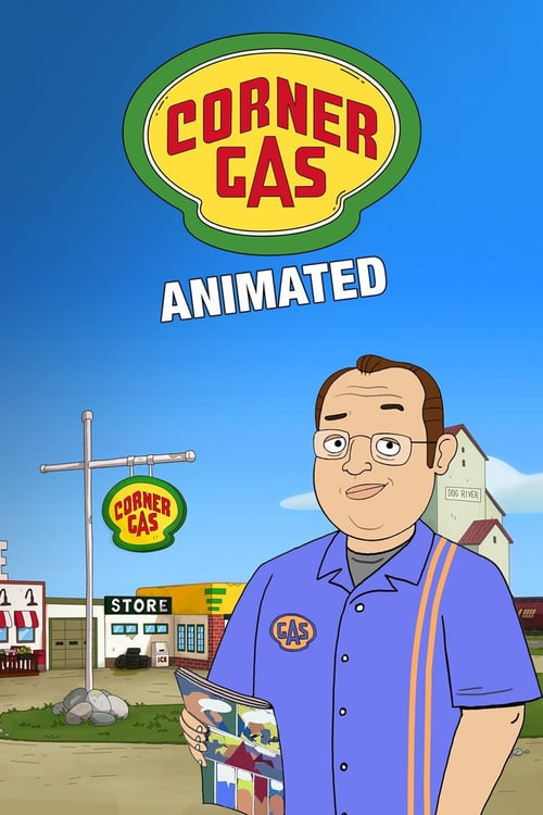 Corner Gas Animated online