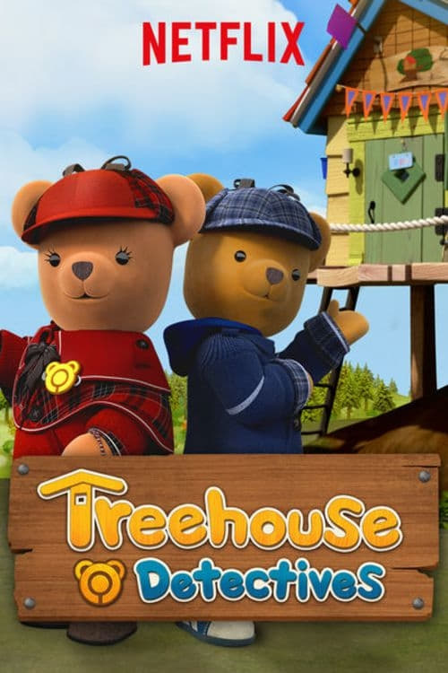 Treehouse Detectives online
