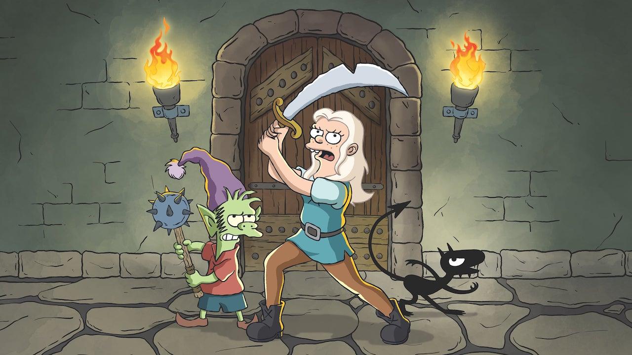 Disenchantment: Jak dopadla Netflix novinka od tvůrce Simpsonových?