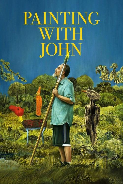 Malujeme s Johnem online