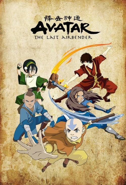 Avatar: Legenda o Aangovi online