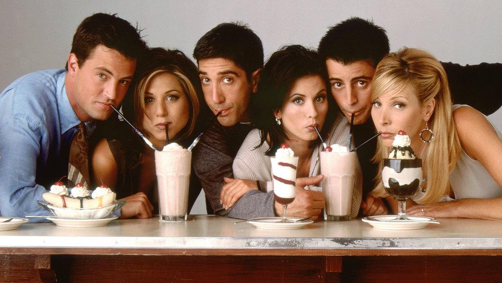 Přátelé - 10 miliónů dolarů za epizodu