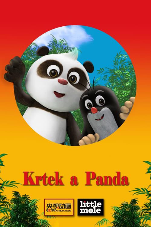 Krtek a panda online