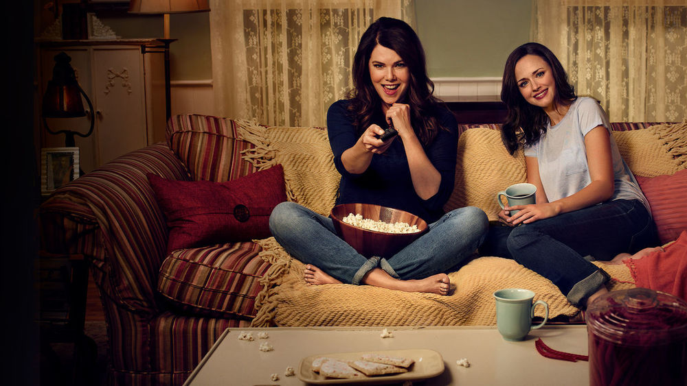 Gilmore Girls: A Year in the Life online
