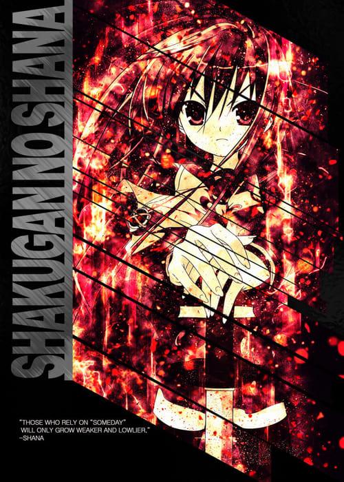 Shakugan no Shana online