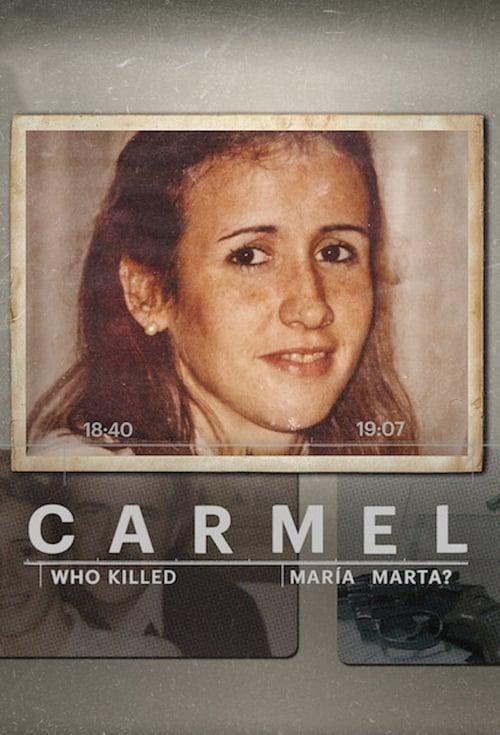 Carmel: Kdo zabil Marii Martu? online