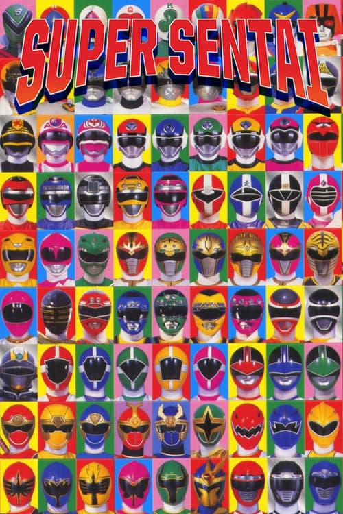 Super Sentai online