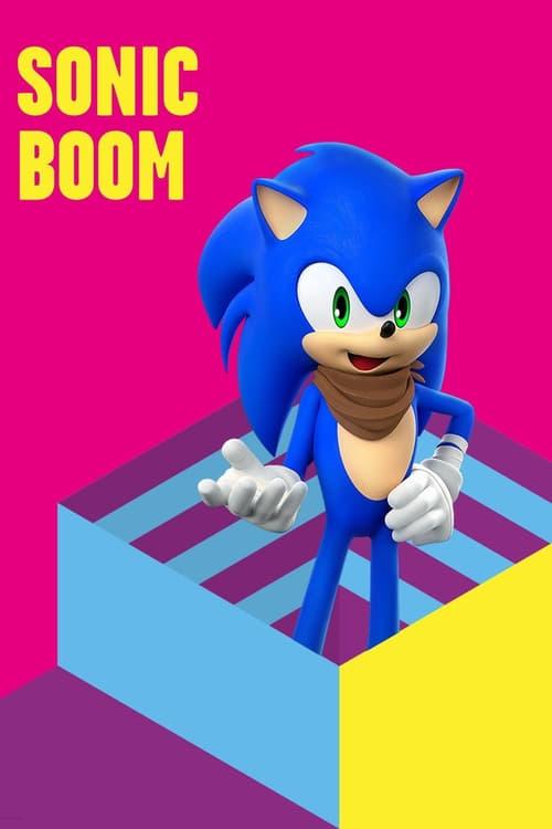 Sonic Boom online