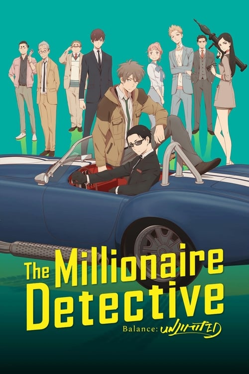 The Millionaire Detective — Balance: UNLIMITED online