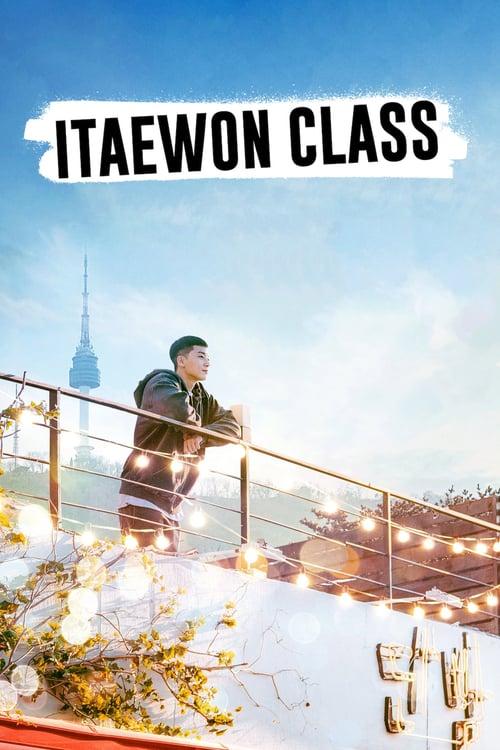 Třída z Itaewonu online