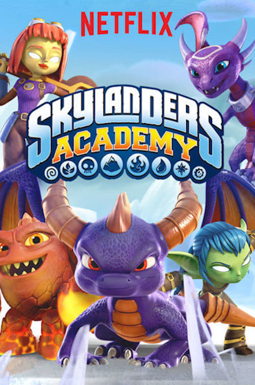 Skylanders Academy online