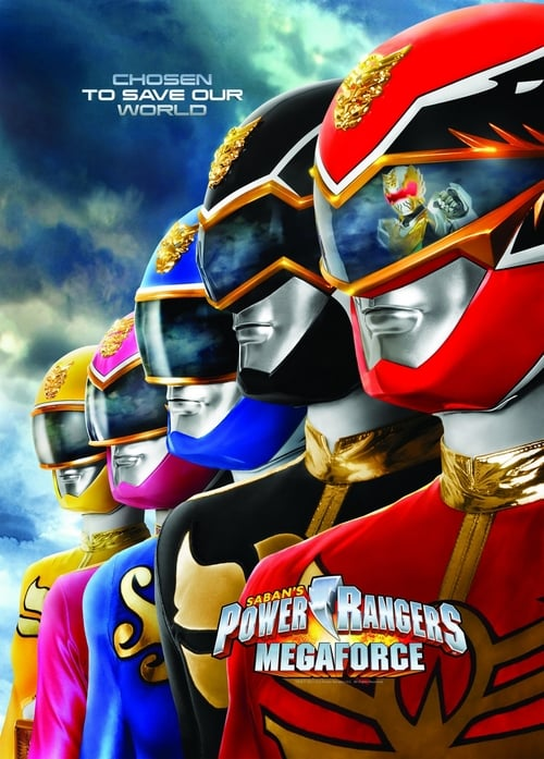 Power Rangers: Megaforce online