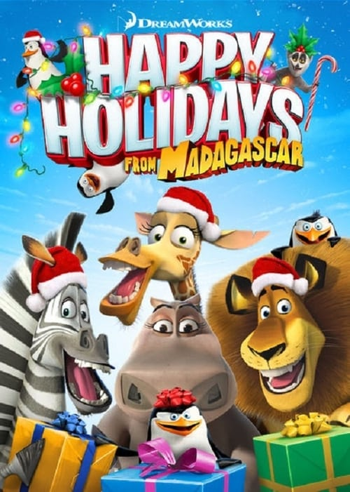 DreamWorks Happy Holidays from Madagascar online