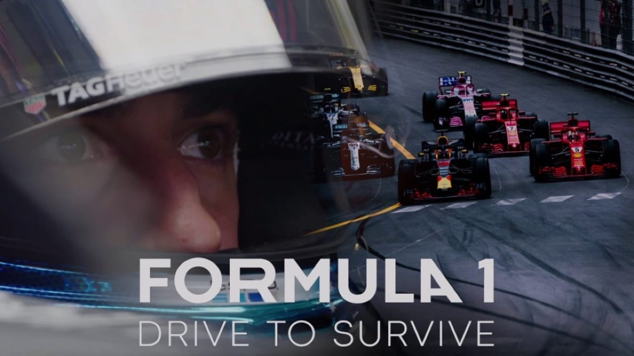 Formule 1: Touha po vítězství (2. řada)