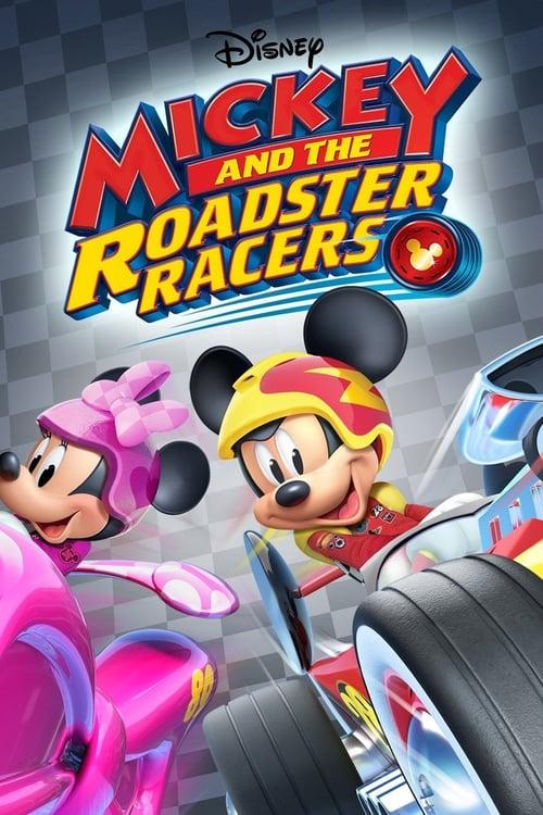 Mickey a závodníci online
