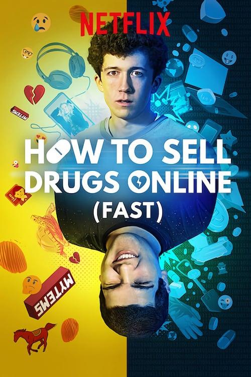 Jak prodávat drogy přes internet (rychle) online