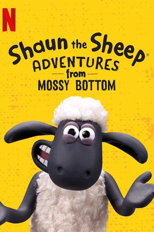 Ovečka Shaun: Dobrodružství z Mossy Bottom online